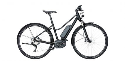 Riese Muller Roadster Mixte Touring Electric Bike Review