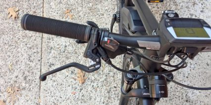 Riese Muller Roadster Mixte Touring Magura Mt4 Hydraulic Brake Levers
