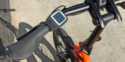 Tern Gsd Small Bosch Purion Lcd Ebike Display Panel
