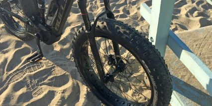 2018 Bulls Monster E Fs Schwalbe Jumbo Jim Fat Bike Tires
