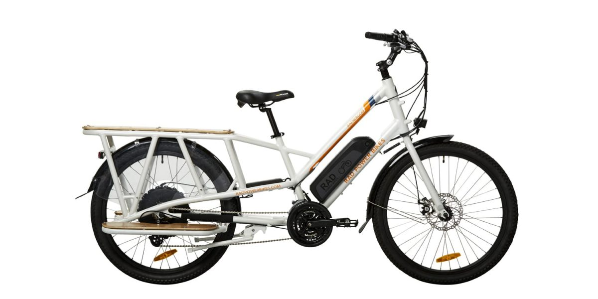 2018 Rad Power Bikes Radwagon Electric Bike Review