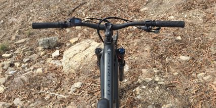Bulls E Stream Evo Am 4 Low Rise Bar Ergon Ge10 Grips