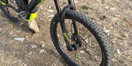 Bulls Six50 Evo Am 3 Rockshox Yari Suspension Fork 15 Mm Thru Axle