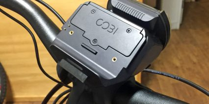 Cobi Bosch Ebike Interface Adapter Plate Mount