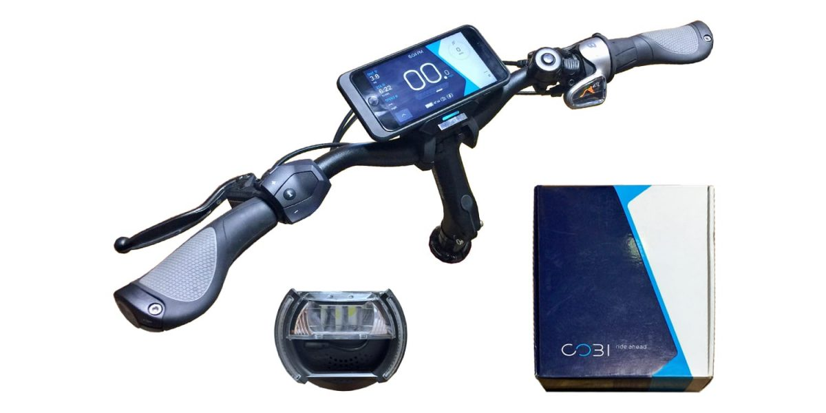 Cobi Bosch Intuvia Interface Ebike Accessory Review