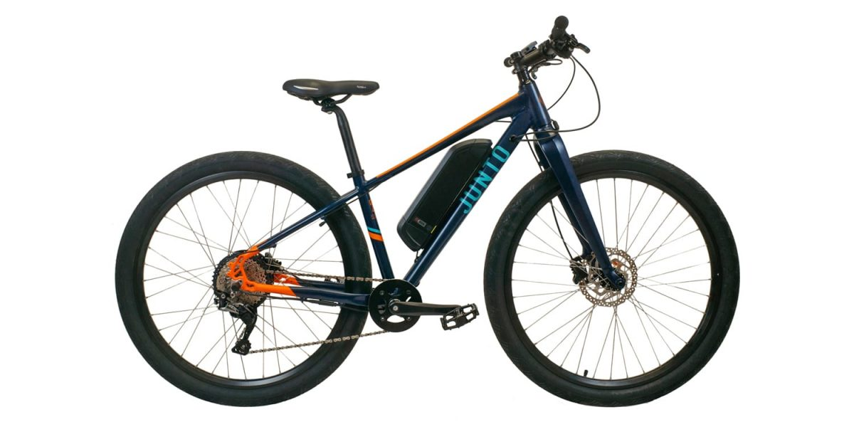 Junto Gen 1 Electric Bike Review