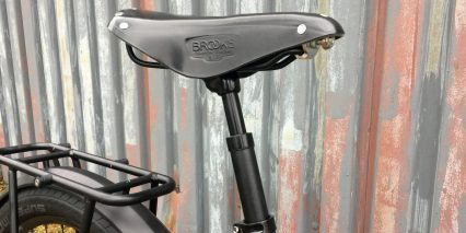 Moustache Friday 27 5 Brooks B17 Leather Saddle