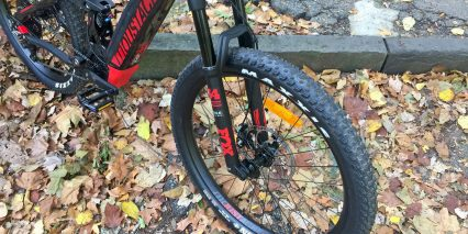 Moustache Samedi 27 Trail 8 Fox 34 Float Suspension Fork 140 Mm Travel