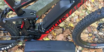 Moustache Samedi 27 Trail 8 Powerpack 500 Battery With Hidden Power Cover