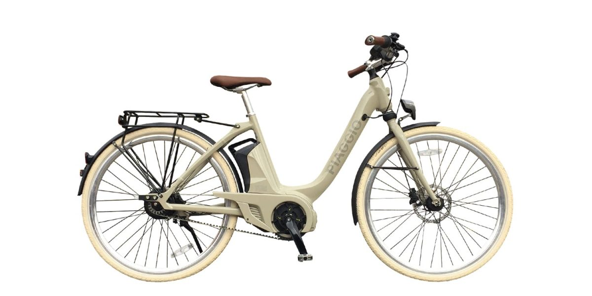 Piaggio Wi Bike Comfort Plus Electric Bike Review