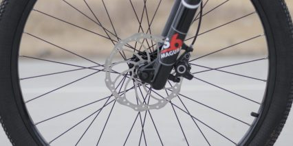Pim Archer Front Brake Close