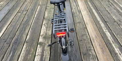 2018 Rad Power Bikes Radcity Aaa Powered Spanninga Solo Rear Light