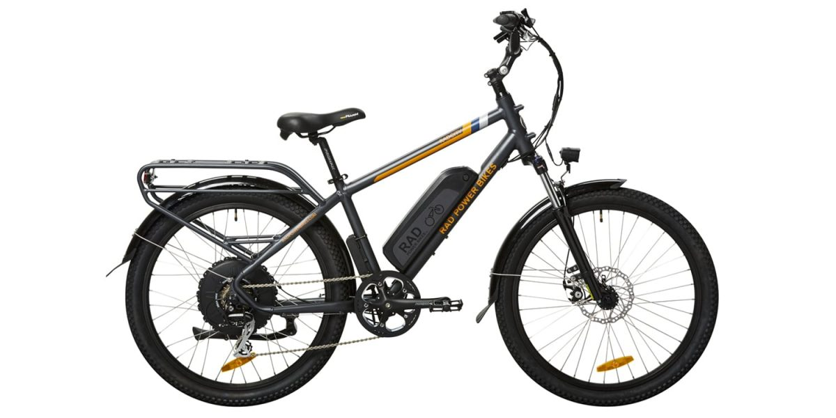 2018 Rad Power Bikes Radcity Electric Bike Review