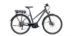 Cube Touring Hybrid Pro 500 Electric Bike Review