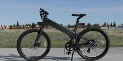 Flash V1 Electric Bike Profile Left