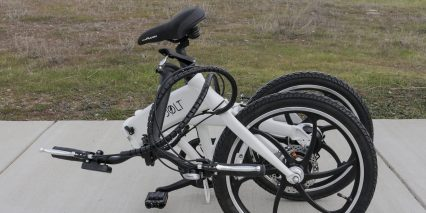 Jolt Ebike Folded Profile