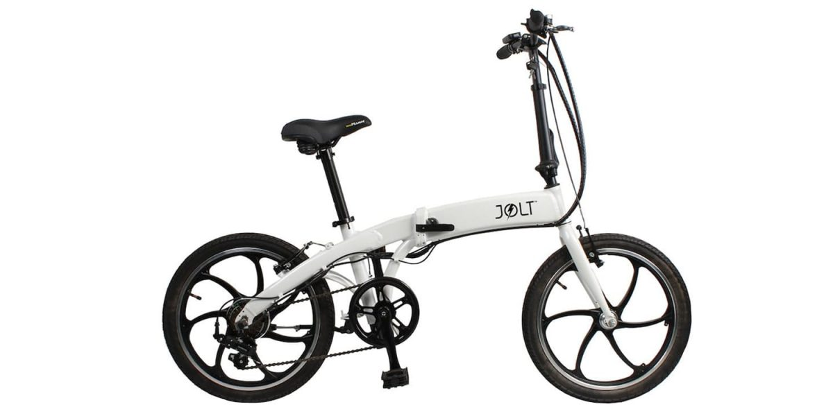 Jolt Ebike Folding Electric Bike Review