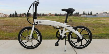 Jolt Ebike Profile Left
