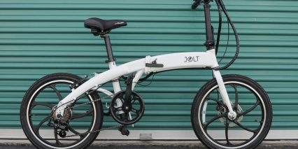 Jolt Ebike Profile Right