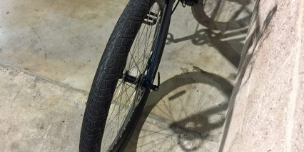 Junto Gen 1 Quick Release Front Wheel 15 Mm Thru Axle