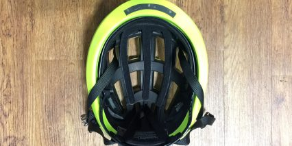 Lumos Helmet Inside Adjustable Straps Padding