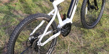 Flx Trail 13ah Battery Kenda 27.5 Inch Tires