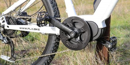 Flx Trail 170mm Cranks Angled
