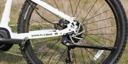 Flx Trail 180 Mm Tektro Auriga Hydraulic Disc Brake