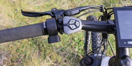 Flx Trail Button Pad Throttle On Left