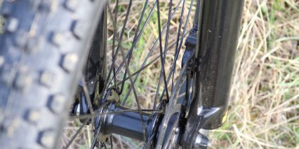 Flx Trail Front 100mm Hub Spacing