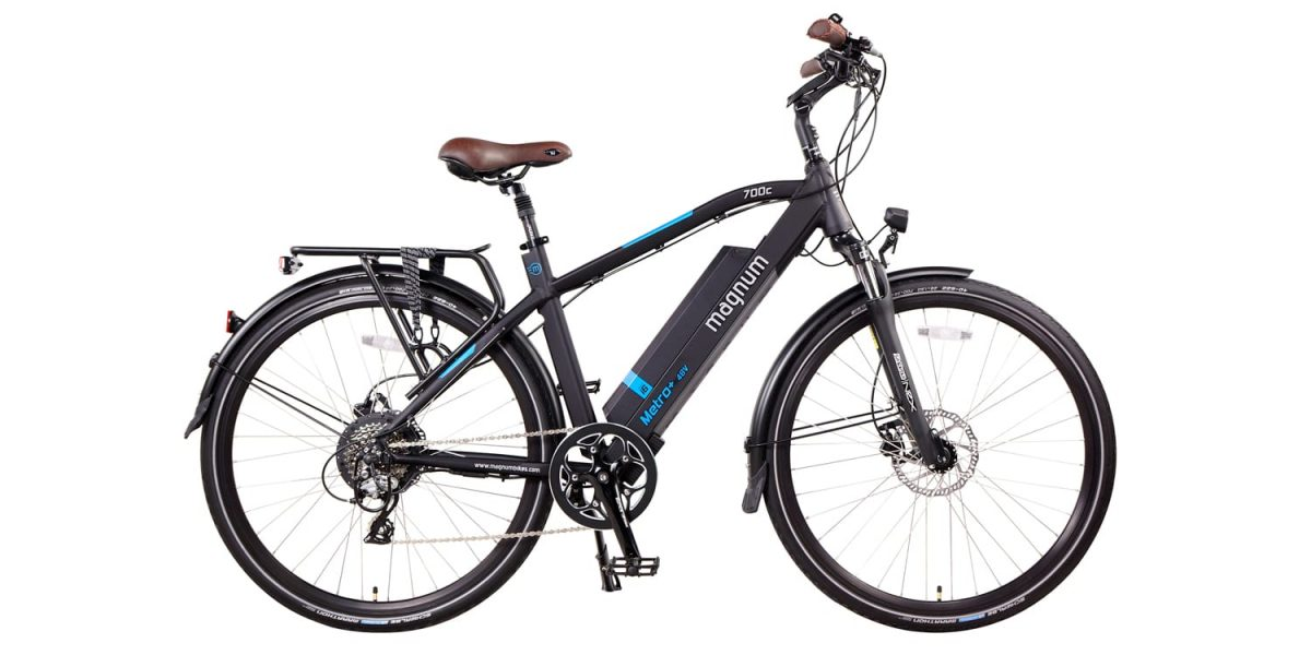 Magnum Metro Plus Electric Bike Review