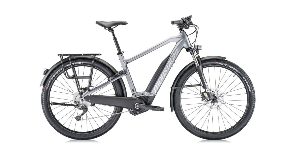 Moustache Samedi 27 Xroad 5 Electric Bike Review