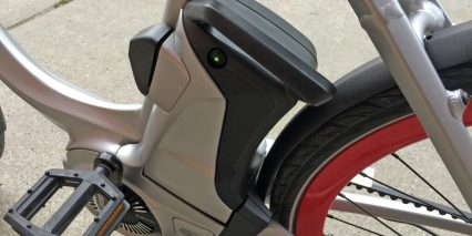 Piaggio Wi Bike Active Plus 37 Volt Lithium Ion Battery 11 6 Amp Hours