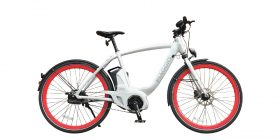 Piaggio Wi Bike Active Plus Electric Bike Review