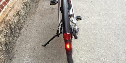 Piaggio Wi Bike Active Plus Integrated Supernova E3 Tail Light