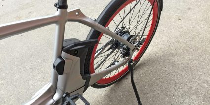 Piaggio Wi Bike Active Plus Kickstand Tubular Alloy Fenders