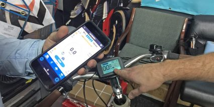 Piaggio Wi Bike Active Plus Smartphone App