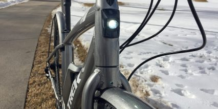 Trek Verve Plus Ion Series Headlight 400 Lumens
