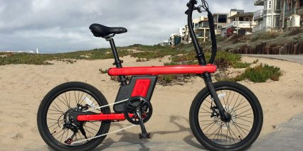 Zycle Folding Electric Bike