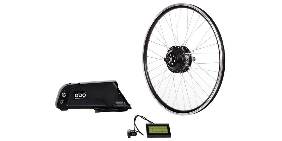 Electric Bike Outfitters 36v Burly Kit Review New
