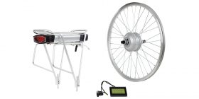 Electric Bike Outfitters 48v Cruiser Kit Review New