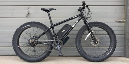 Electric Bike Outfitters Fat Tire Kit