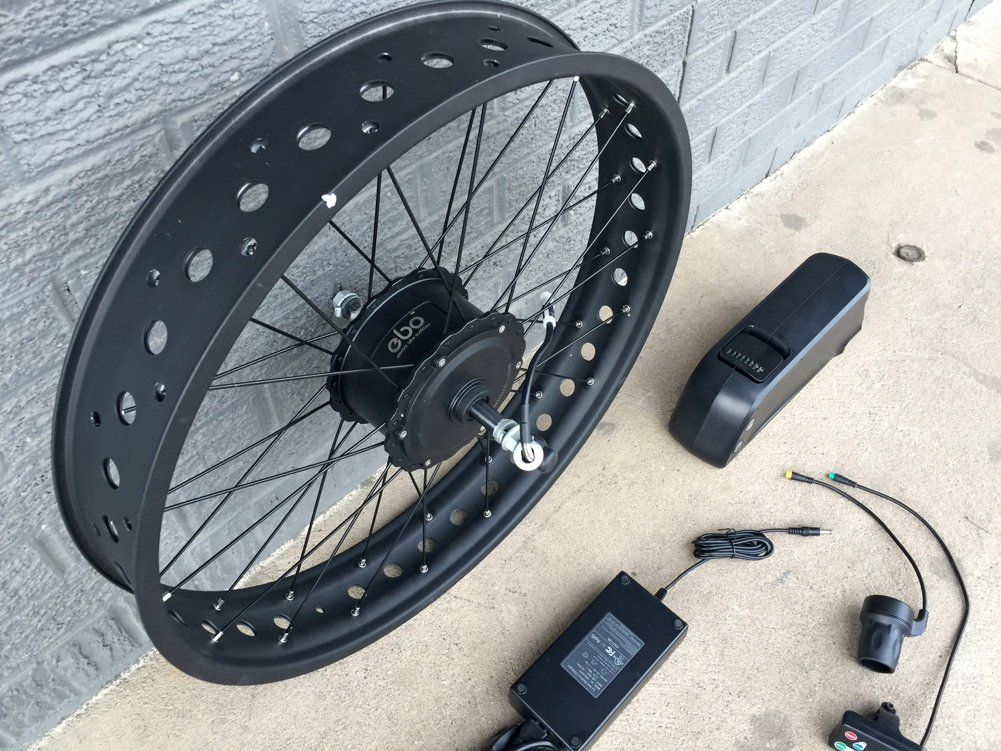 Electric Bike Outfitters Fat Tire Kit Review Prices