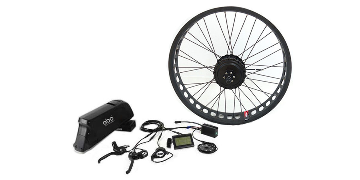 Electric Bike Outfitters Fat Tire Kit Review