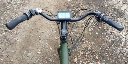Electric Bike Outfitters Front Range Kit Kt Lcd Display