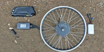 Electric Bike Outfitters Front Range Kit Parts