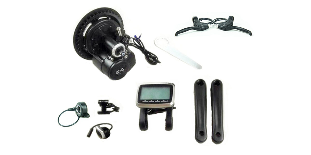 Electric Bike Outfitters Mountaineer Mid Drive Kit Review