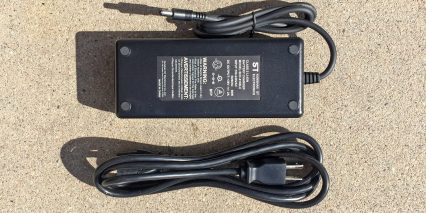Evelo Quest Max 2 Amp Ebike Battery Charger