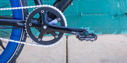 Propella V2 44 Tooth Chainring Lasco Cranks