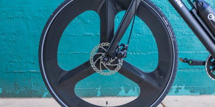 Propella V2 Optional Carbon Fiber Aero Wheel Front